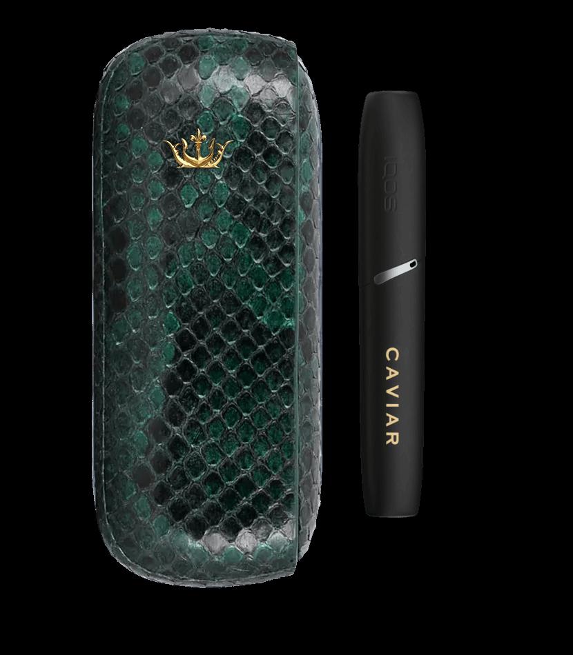 Caviar smoking device delight